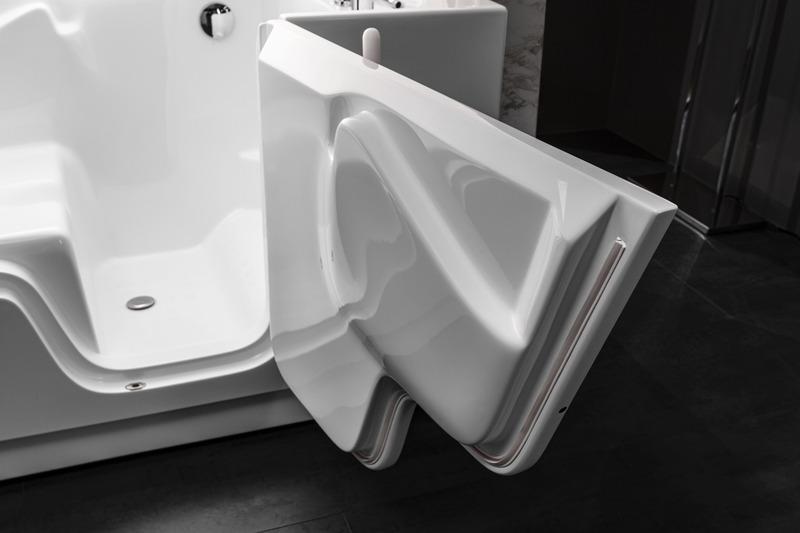 asca da bagno per anziani